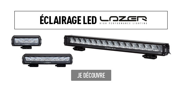 Eclairage LED LAZER LAMPS
